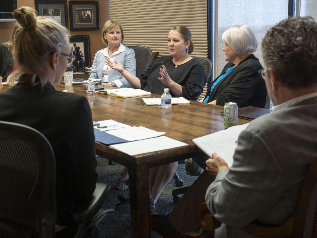 IDEA Public Schools and community meeting