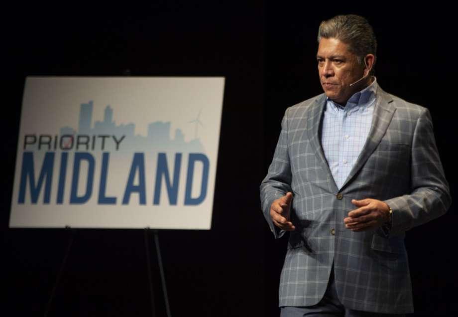 Midland Mayor Jerry Morales