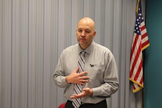 NM Trans Dept. Cabinet Secretary Michael Sandoval