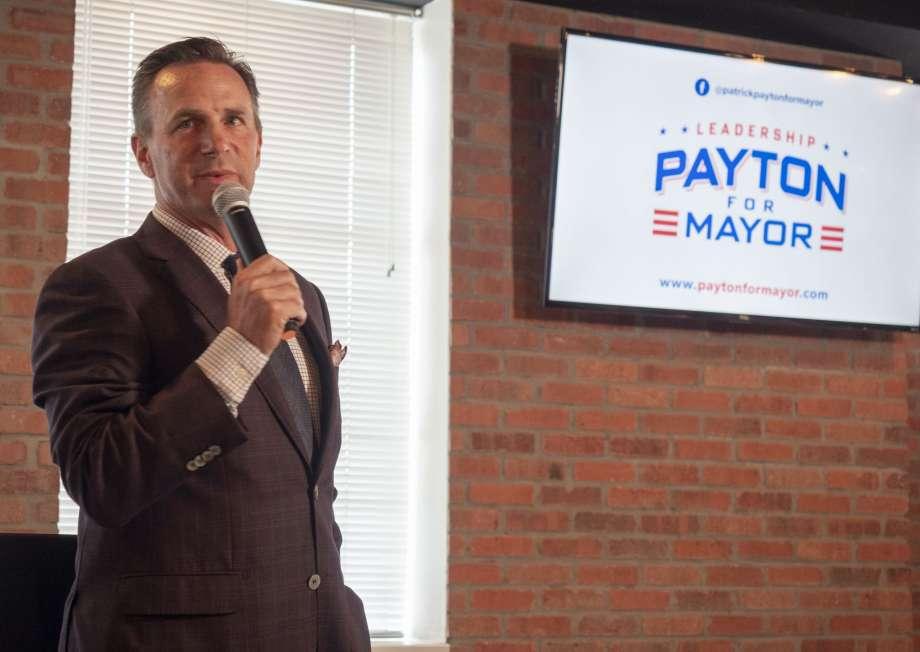Patrick Payton