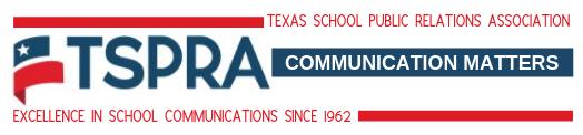 Texas School Public Relations Assoc logo
