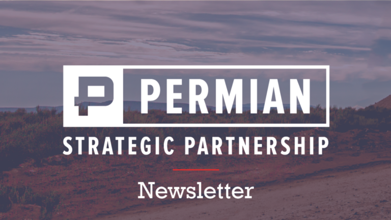 Permian Strategic Partnership Newsletter